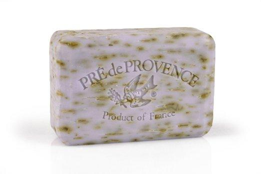 Pre de Provence Soap Shea Enriched Everyday 250 Gram Extra Large French Soap Bar - Lavender