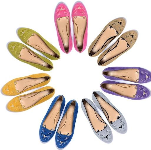 $50 Off $200 Charlotte Olympia Shoes @ Neiman Marcus