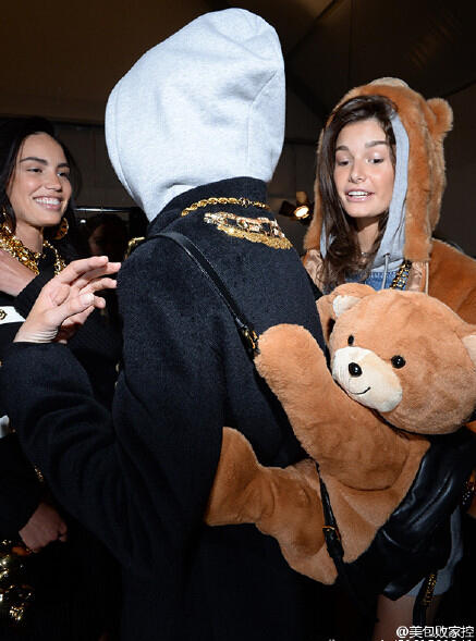 699.98 Moschino Ted Bear Backpack On Sale @ Nordstrom