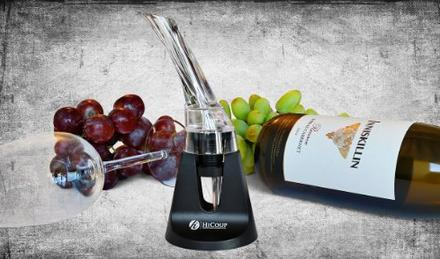 Red Wine Aerating Pourer