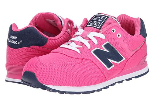 From $40.99 New Balance Kids KL574 (Big Kid)