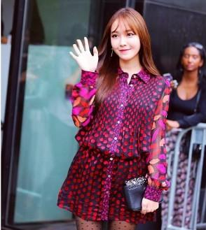 25% OFF Jessica's Style at New York Fashion Week @ Saks Fifth Avenue