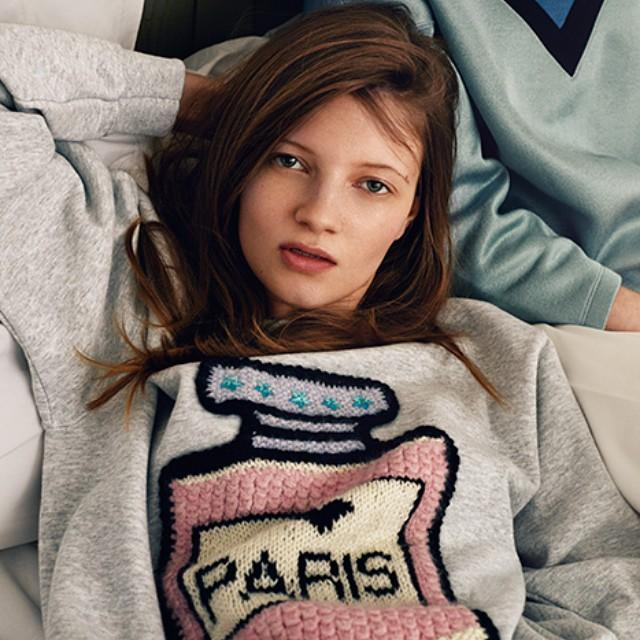 25% Off Michaela Buerger Sweatshirt @ Shopbop