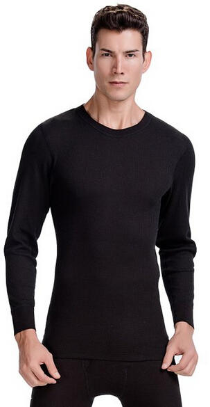 CYZ Men's Thermal Pants or Long Sleeve Crew Top