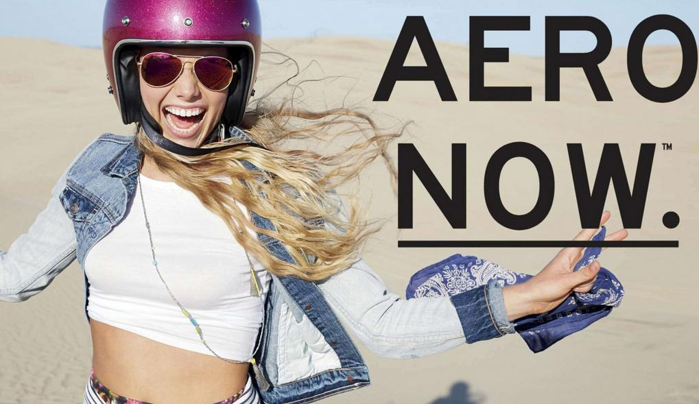 Up to 70% Off + Extra 30% Off Clearance Items @ AERO