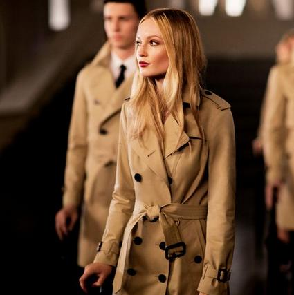 Up to 50% Off Burberry Women's Coats & Outerwear Sale @ Nordstrom