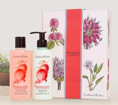 $20 Select Gift Sets @ Crabtree & Evelyn