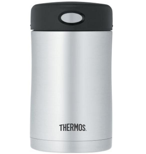 Thermos 16 Ounce Vacuum Insulated Stainless Steel Food Container