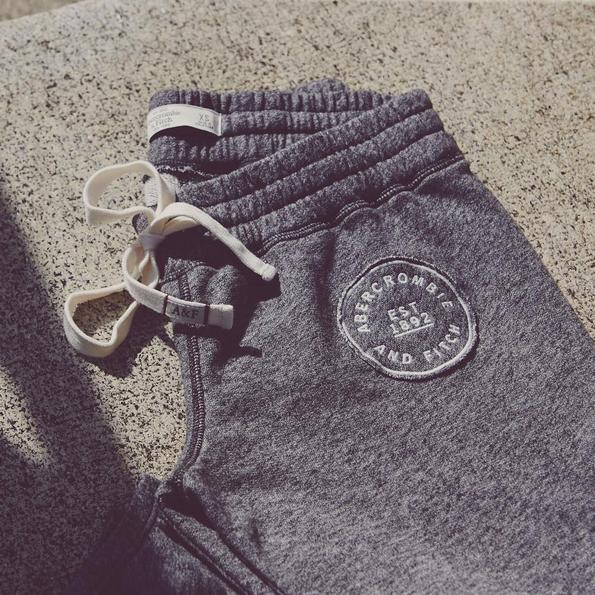 $25 Sweatpants @ Abercrombie & Fitch