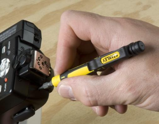 $1.83 Stanley 66-344 4-in-1 Pocket Screwdriver
