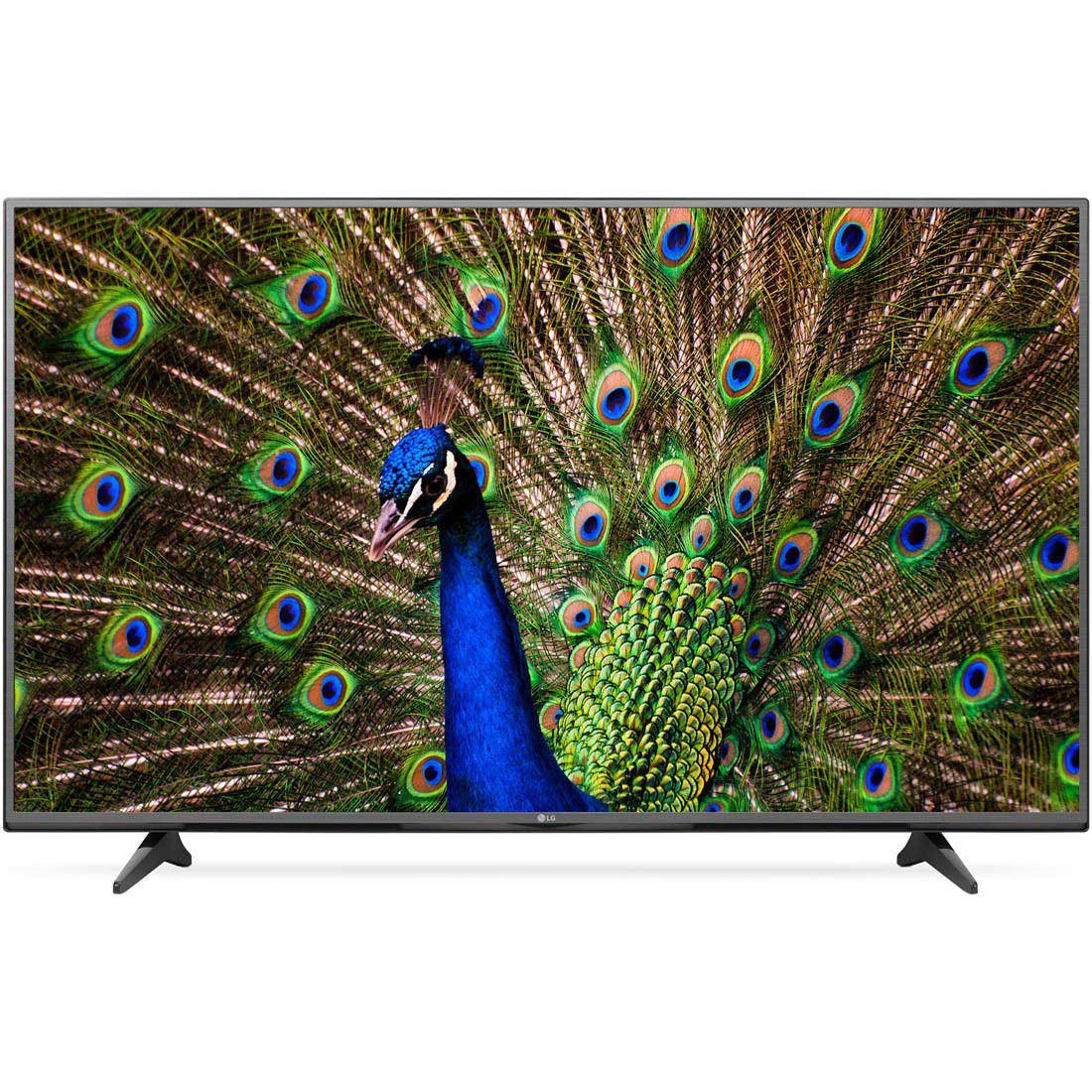 $549.99 LG 49UH6100 49-Inch 120Hz 4K Ultra HD Smart LED TV