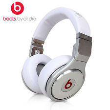 Beats By Dre Pro Over-Ear Studio Headphones (White)
