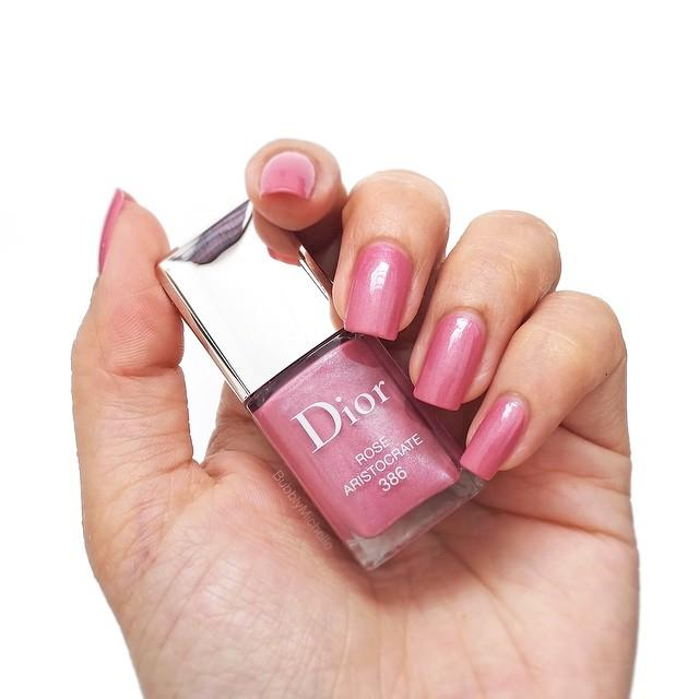 Dior 'Vernis' Gel Shine & Long Wear Nail Lacquer @ Nordstrom