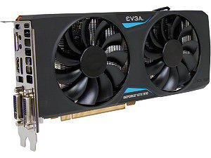 EVGA GeForce GTX 970 04G-P4-2976-KR 4GB 256-Bit GDDR5 PCI Express 3.0 SLI Support ACX 2.0 Video Card - Newegg.com