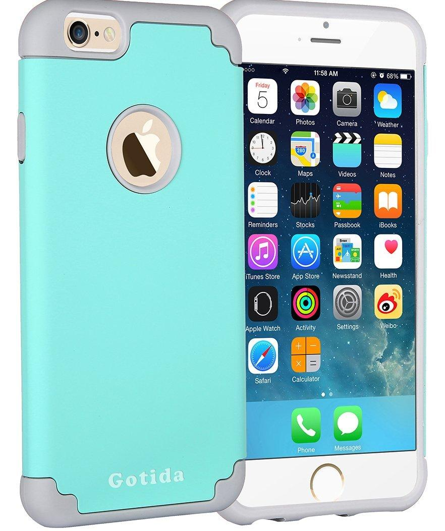 Gotida iPhone 6S (4.7) Case Protective SOFT-Interior Scratch Protection