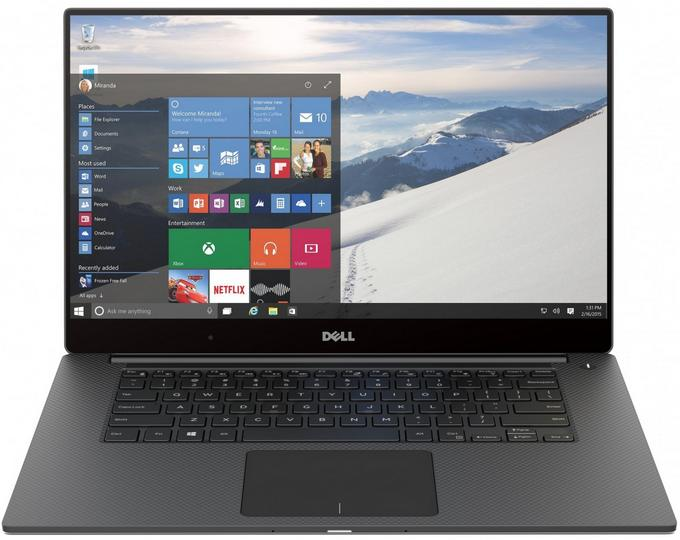 New XPS 15 Laptop Core i3-6100H