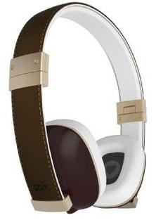 Polk Audio Hinge Headphones w/ In-Line Remote and Mic