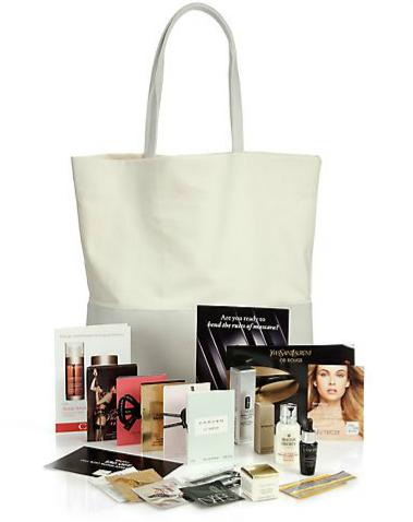 Free Cosmetics Pouch + GWP With Your $100 Beauty Purchase @ Saks Fifth Avenue