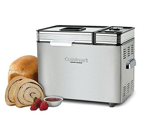 Cuisinart CBK-200FR 2-Pound Convection Automatic Bread Maker (Certified Refurbished)