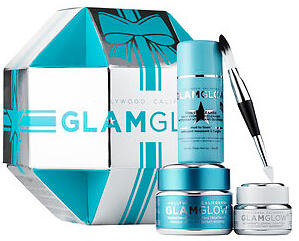 $69($127 Value) GLAMGLOW Giftsexy Dazzling Hydration Set