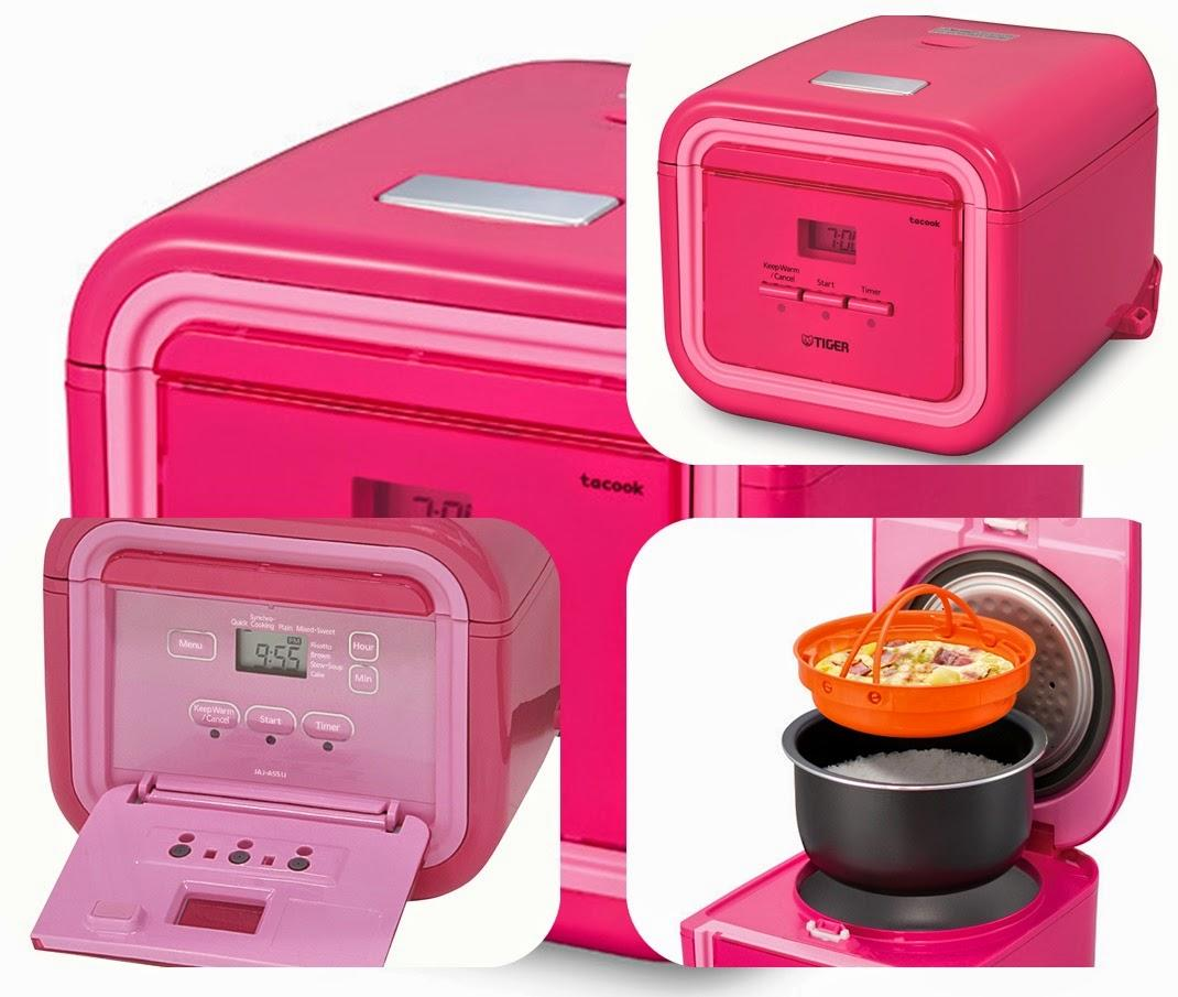 Tiger Corporation JAJ-A55U PP 3-Cup Micom Rice Cooker and Warmer with Tacook Plate