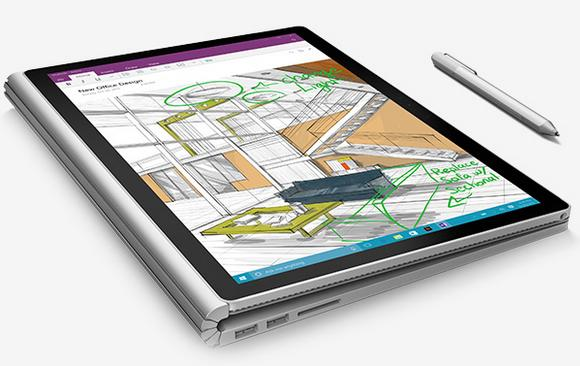 $1899.00 Microsoft Surface Book 256GB 8GB Intel Core i7