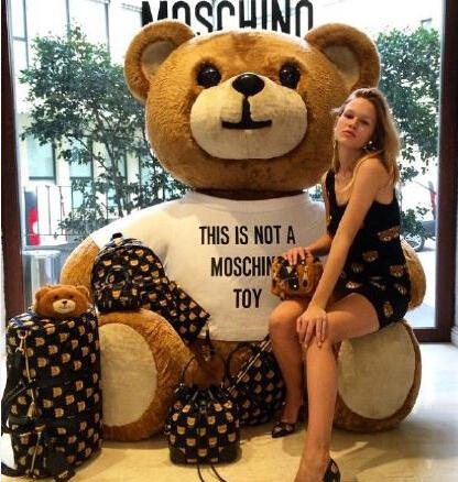 25% OFF Moschino Ted Bear Collection @ shopbop.com