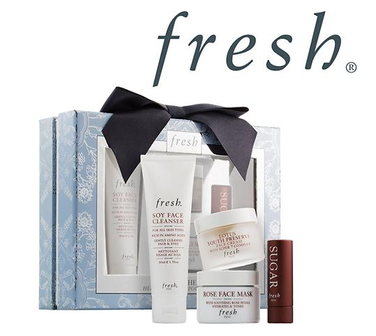 From $19.5 Fresh Gift Sets Sale @ Sephora