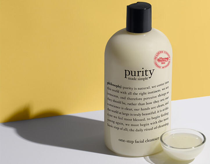 Free Skincare Sample Set With Any Order + Free Purity Cleanser 24 oz with $45 Purchase @ Philosophy