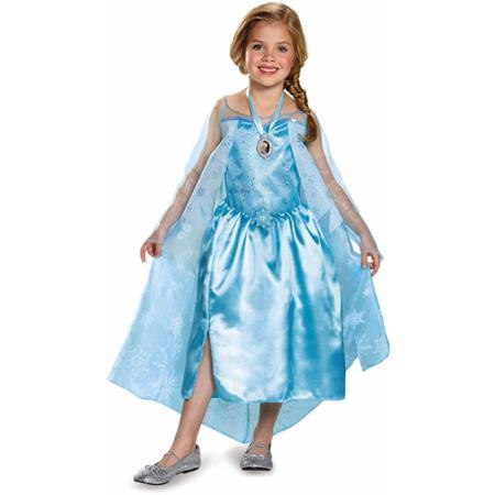 Frozen Elsa Classic Toddler Halloween Costume with Locket