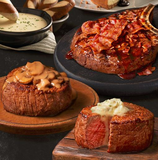 $8 OFF 2 Adult Dinner Entrees @ Outback