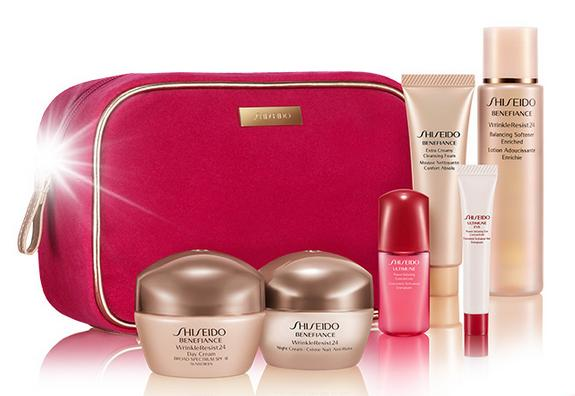 From $25 Holiday Value Set @ Shiseido