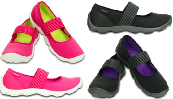 Crocs Women's Duet Busy Day Mary Jane