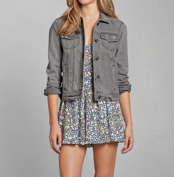 60% Off Outwear & Jackets @ Abercrombie & Fitch