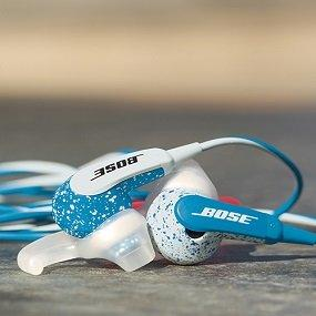 Bose Freestyle Earbuds, Ice Blue - Wired