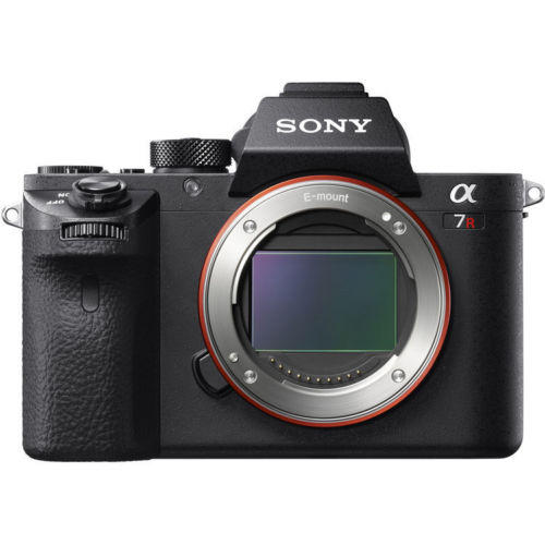$2699 Sony Alpha a7R II Mirrorless Digital Camera