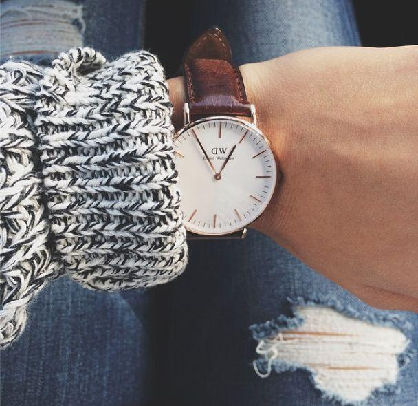 Up to 83% Off Daniel Wellington & More Watches On Sale @ MYHABIT