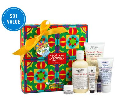 From $18 Holiday Value Set @ Kiehl's