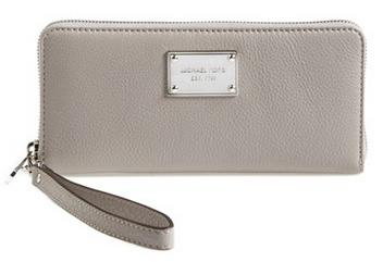 MICHAEL Michael Kors Zip Around Continental Wallet @ Nordstrom