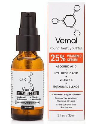 Vernal Vitamin C Serum For Your Face