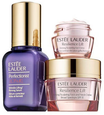 $63($110 Value) + 9-pcs Gift Set Estée Lauder 'Lifting/Firming' Set