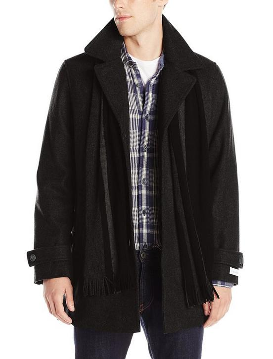 Extra 20% Off Men's Wool & Blends Jackets & Coats