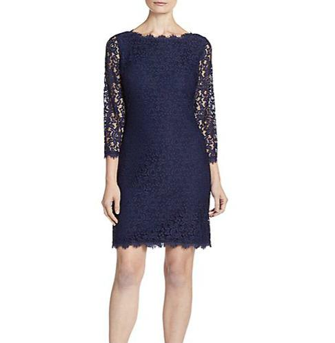Diane Von Furstenberg Colleen Lace Dress @ Saks Off 5th