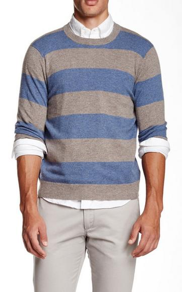 Up to 66% Off Men's Cashmere Sweaters @ Nordstrom Rack