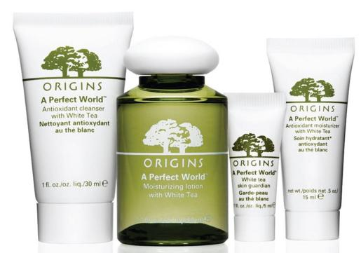 $10 OFF $25 A Perfect World for Origins™ Collection purchase @ Origins
