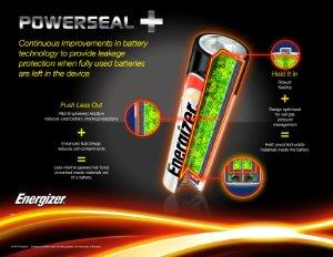 As low as $2.25 Energizer MAX AA/AAA Batteries(34 Count)