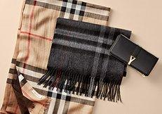 Up to 73% Off Burberry & More Designer Scarves On Sale @ MYHABIT