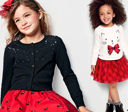 50% Off + Extra 20% OFF $40+ Sitewide @ Children's Place