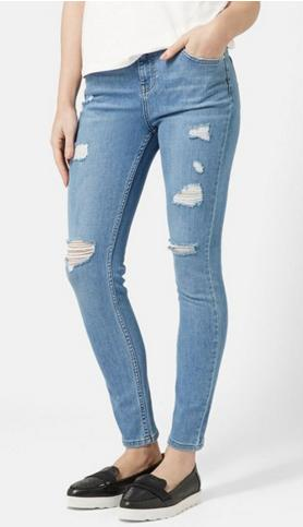 Up to 50% Off Topshop Jeans @ Nordstrom