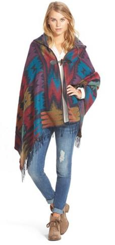 40% Off Women's Capes and Ponchos @ Nordstrom